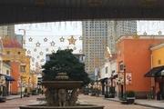 大智路商圈 江汉路商圈 临街现铺轻轨旁大型商业街数码港-室内图-3