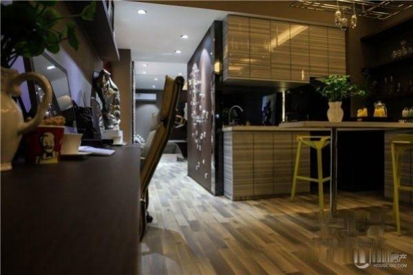 武昌火车站万金国际广场精装小公寓宜租宜住-室内图-2