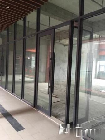 大智路商圈 江汉路商圈 临街现铺轻轨旁大型商业街数码港-室内图-2