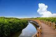 澄迈富力红树湾,精装小洋房享内外双海景观,2200亩湿地公园-室内图-10
