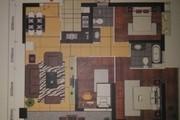 云安阳光城  现房即买即住 带武城小学 低首付 端头房-室内图-4