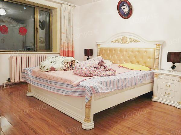 重华西里 婚房装修 户型方正 采光好-室内图-1