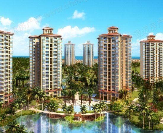 海口后花园 坐拥山海湾 板楼2房通透32万高铁直达 温泉养生-室外图-363112245