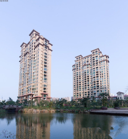 海口后花园 坐拥山海湾 板楼2房通透32万高铁直达 温泉养生-室外图-363112246