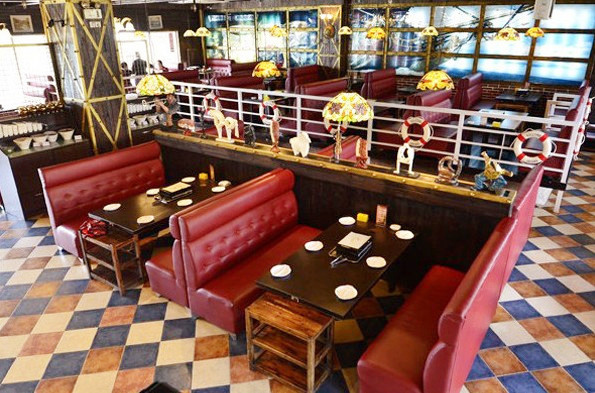西城时代现铺带返租 有产权 8年回本 能做餐饮-室内图-3