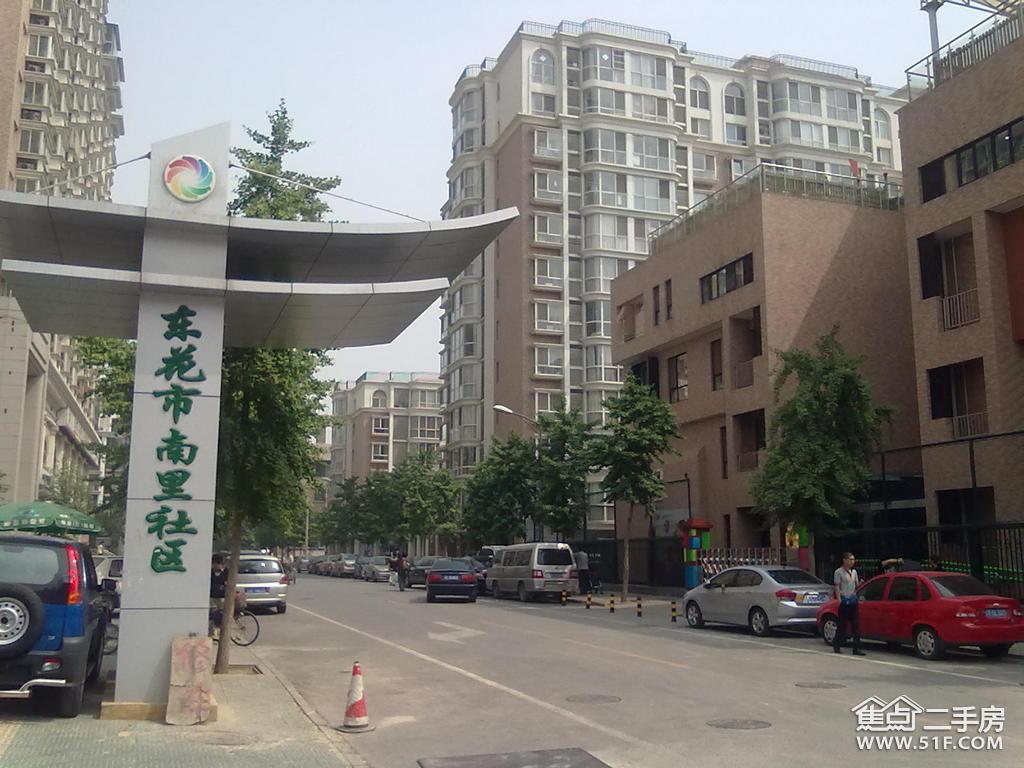 手绘北京花市大街
