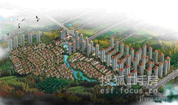 碧桂园·凤凰城-外观图1