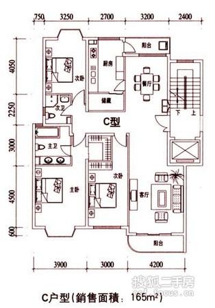 汤泉逸墅-户型图5