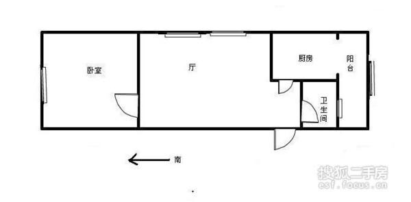 和睦西里-户型图8