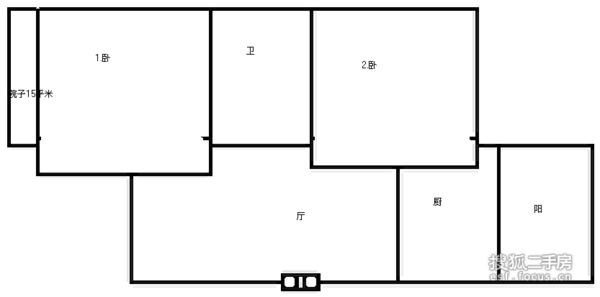 怀安西里-户型图4