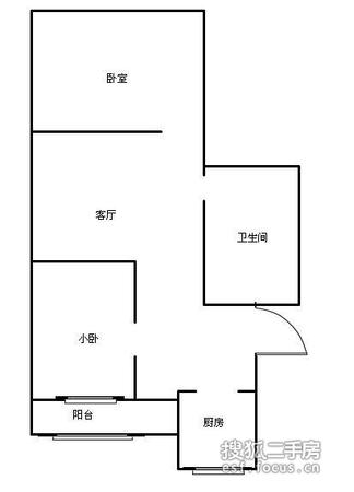 正源公寓-户型图4