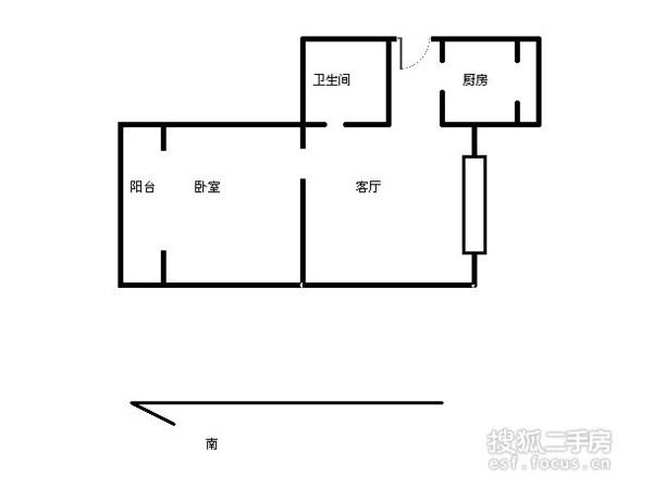 正源公寓-户型图7