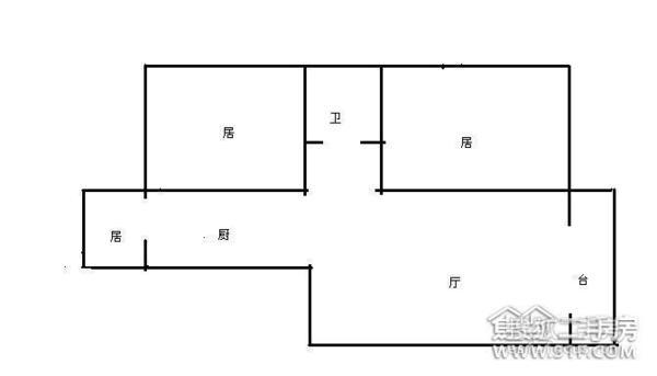 海天馨苑惠君园-户型图4