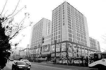沈阳国际品牌总部大厦(国际鞋城)